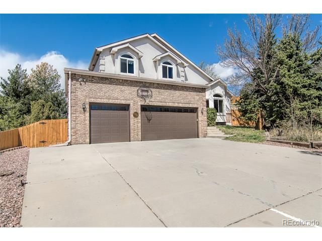 5412 Alteza Drive, Colorado Springs, CO 80917