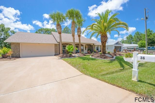 36 Fairbank Lane, Palm Coast, FL 32136