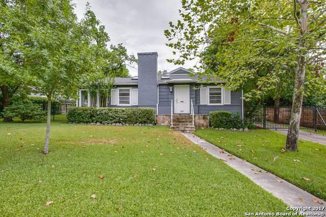 442 GARRATY RD, Terrell Hills, TX 78209