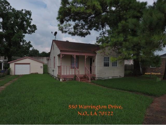550 WARRINGTON Drive, New Orleans, LA 70122
