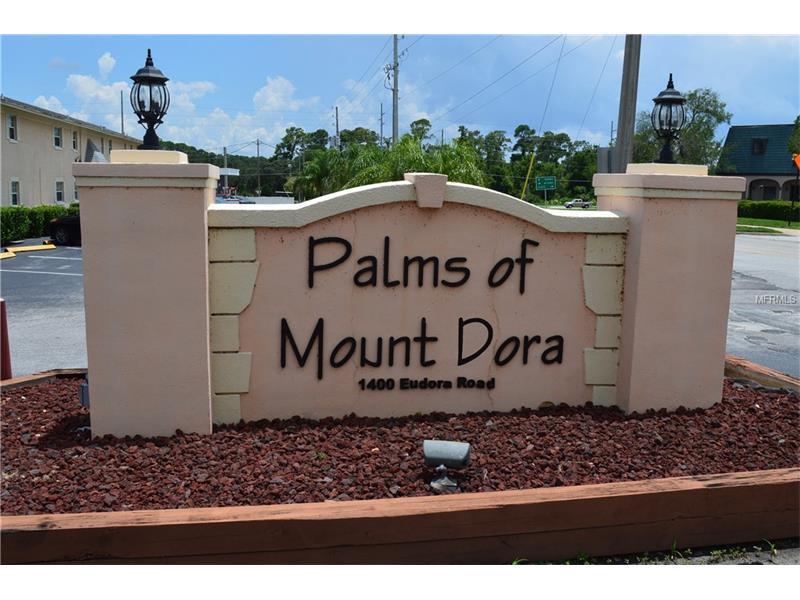 1400 EUDORA ROAD A06, MOUNT DORA, FL 32757