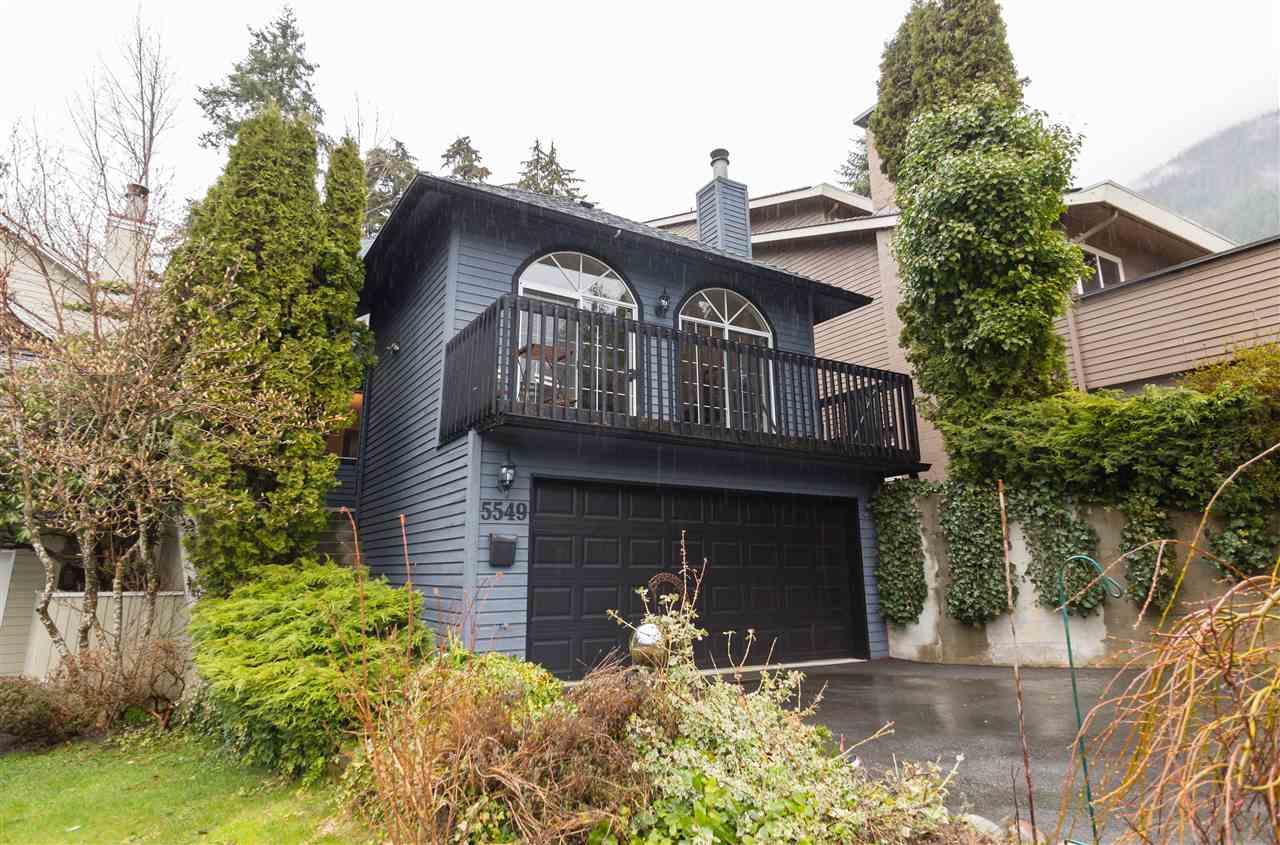 5549 DEERHORN LANE, North Vancouver, BC V7R 4S8