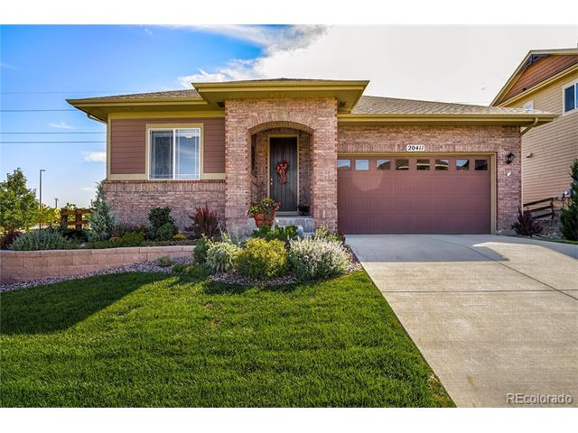 20411 E Shady Ridge Road, Parker, CO 80134