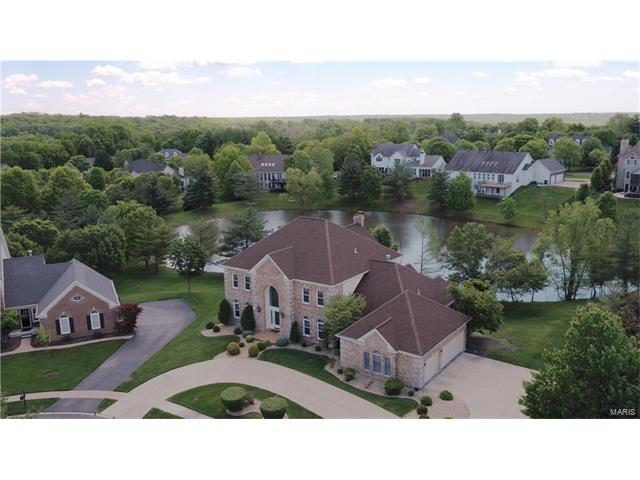 1008 Kimswick Manor Court, Ballwin, MO 63011