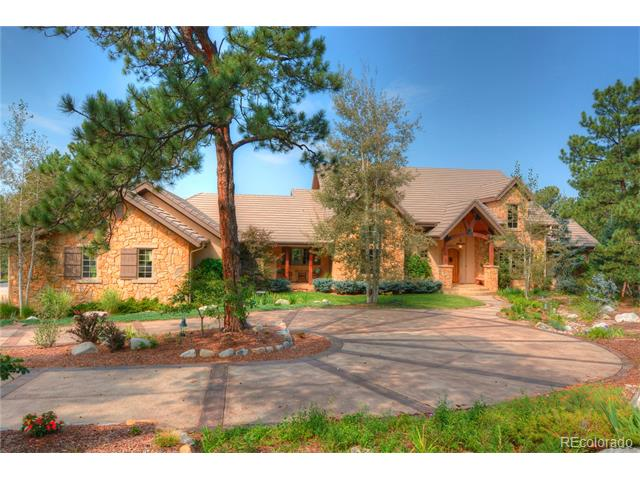 12840 Bridle Bit Road, Colorado Springs, CO 80908