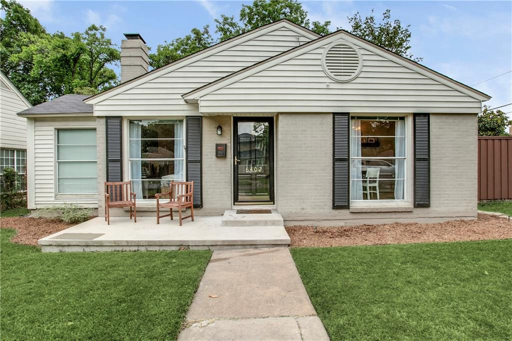 6402 Kenwood Avenue, Dallas, TX 75214