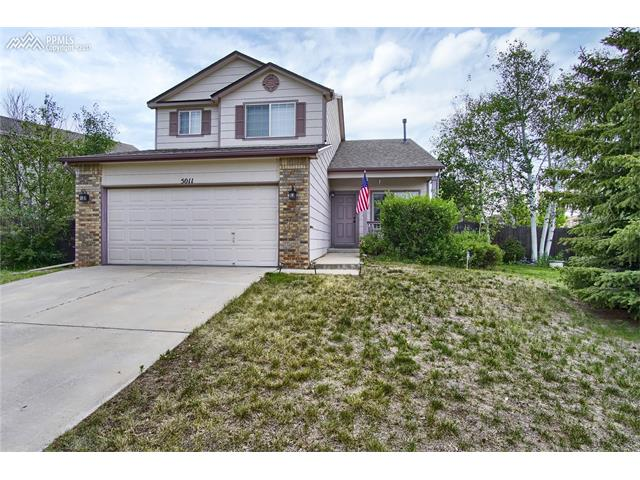 5011 Chaise Drive, Colorado Springs, CO 80923