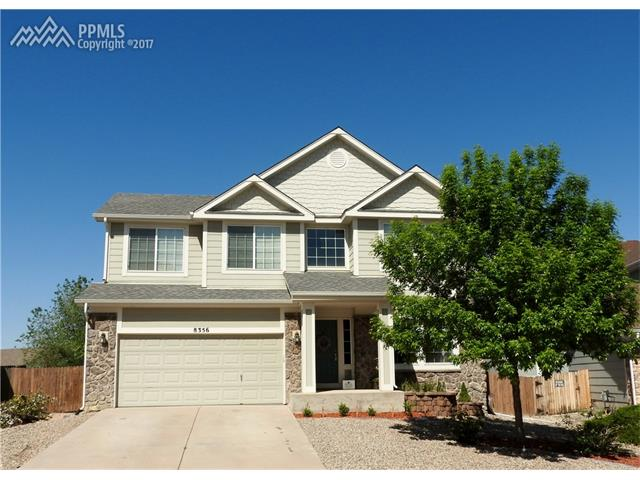 8356 Brook Valley Drive, Fountain, CO 80817