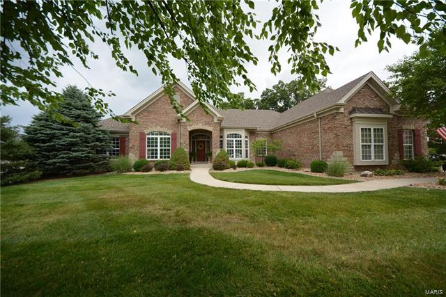 532 Forest Crest Court, Lake St Louis, MO 63367