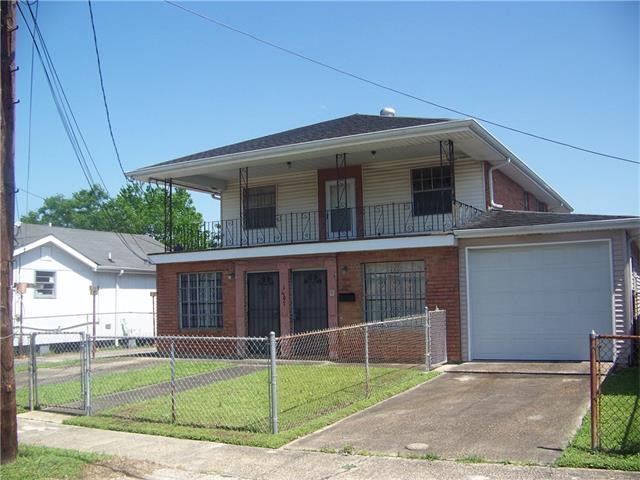 1307 EGANIA Street, New Orleans, LA 70117