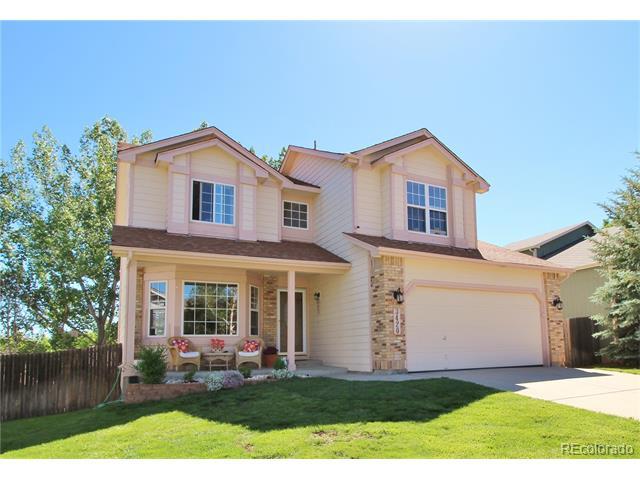 3420 Honeyburyl Drive, Colorado Springs, CO 80918