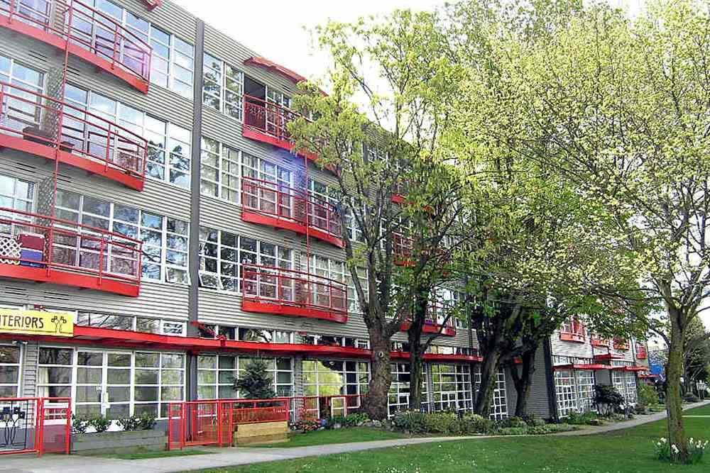 350 E 2ND AVENUE 329, Vancouver, BC V5T 4R8