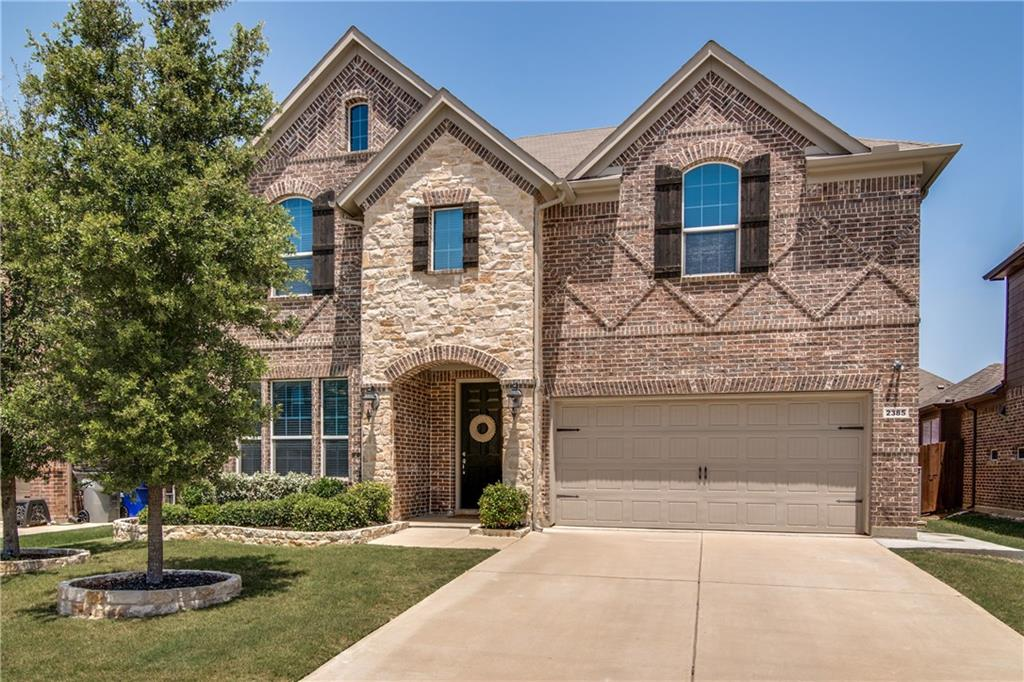 2385 Elm Valley Drive, Little Elm, TX 75068