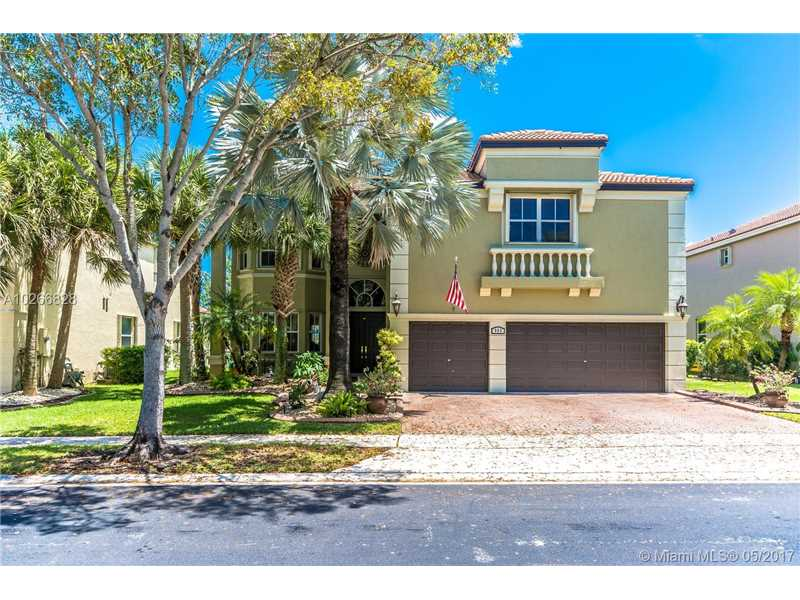 953 SW 167 Avenue, Pembroke Pines, FL 33027