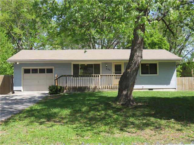 406 W MULBERRY Street, Olathe, KS 66061
