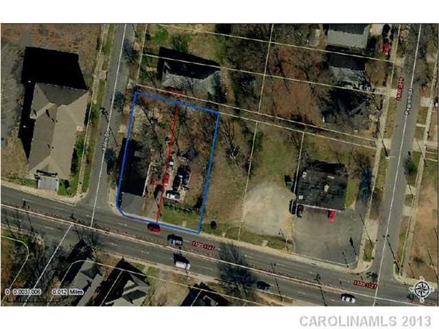 1101 Parkwood Avenue, Charlotte, NC 28205