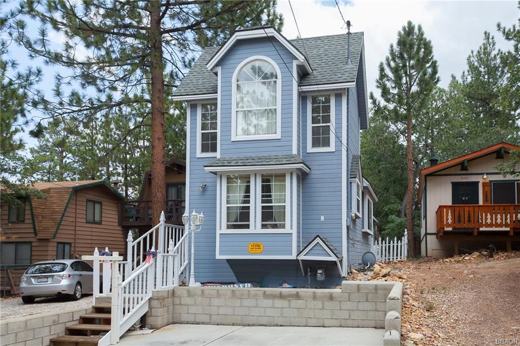 801 Spruce Lane, Sugarloaf, CA 92386