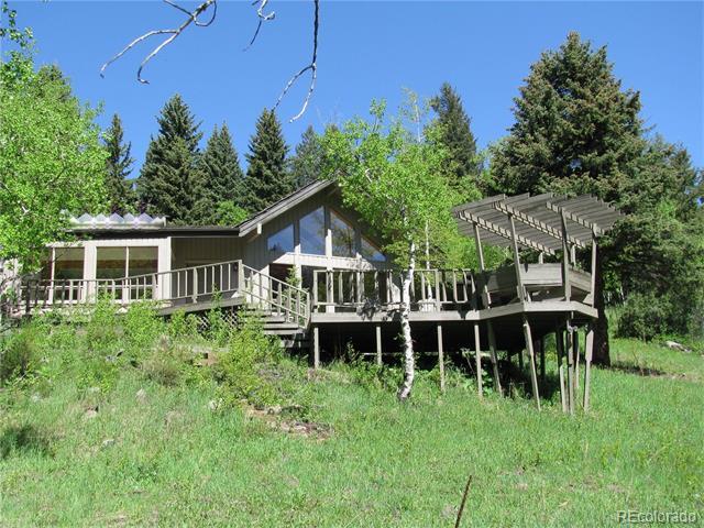 531 Mountain Estate Drive, Evergreen, CO 80439
