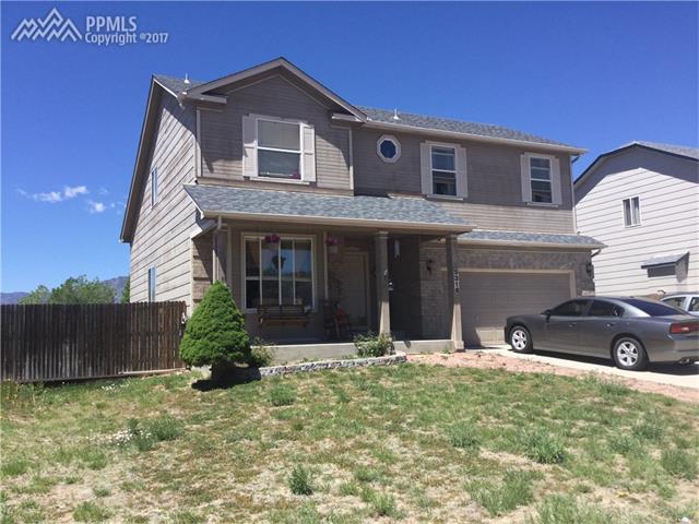 5316 Bradley Circle, Colorado Springs, CO 80911