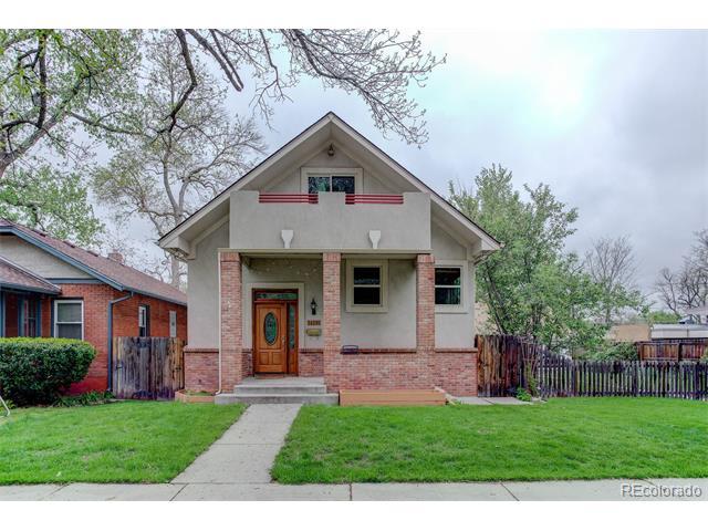 1629 S Ogden Street, Denver, CO 80210