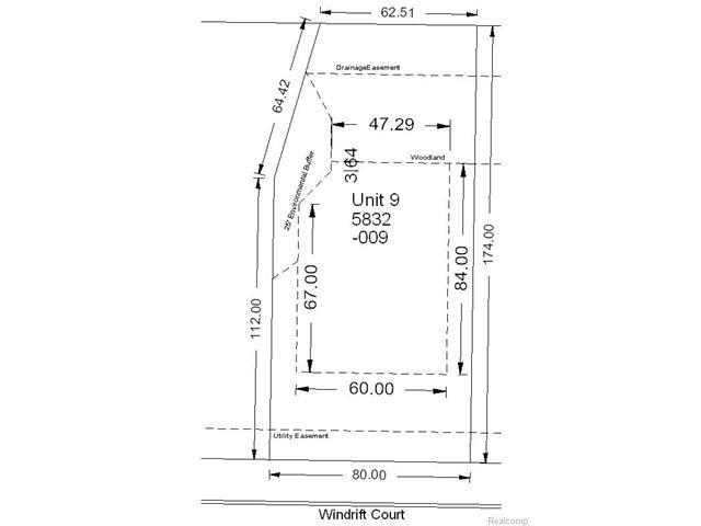 5832 Windrift CRT, West Bloomfield Twp, MI 48324