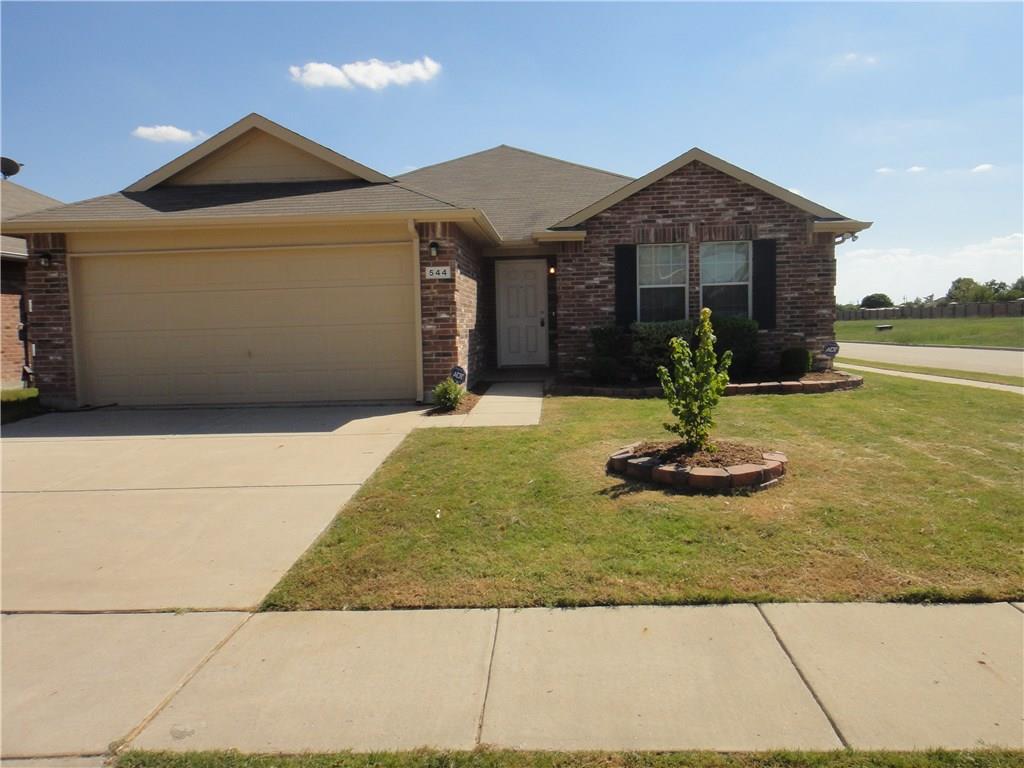 544 Adams Lane, Lavon, TX 75166