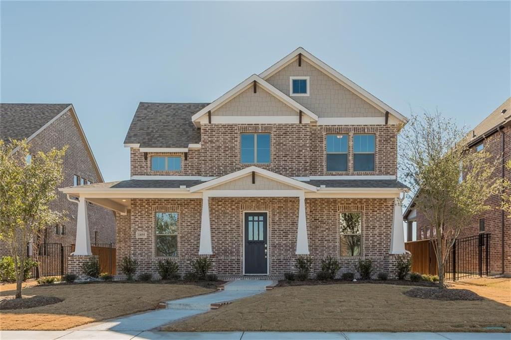 1855 Evening Star Road, Frisco, TX 75033