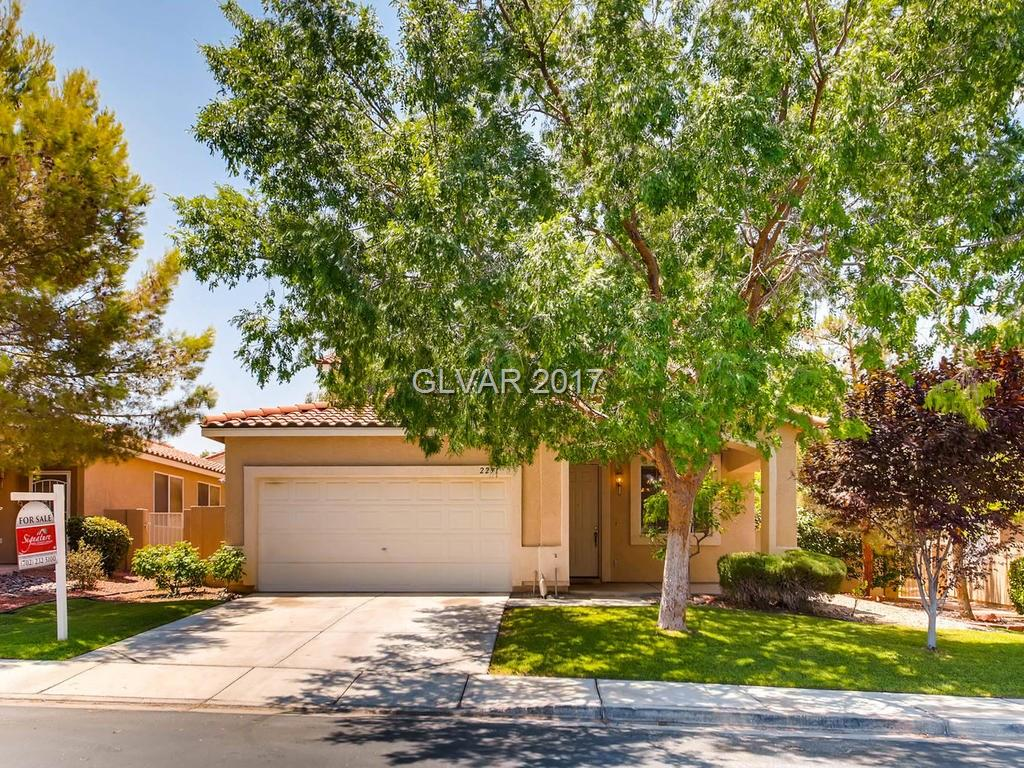 2291 CHESTNUT BLUFFS Avenue, Henderson, NV 89052