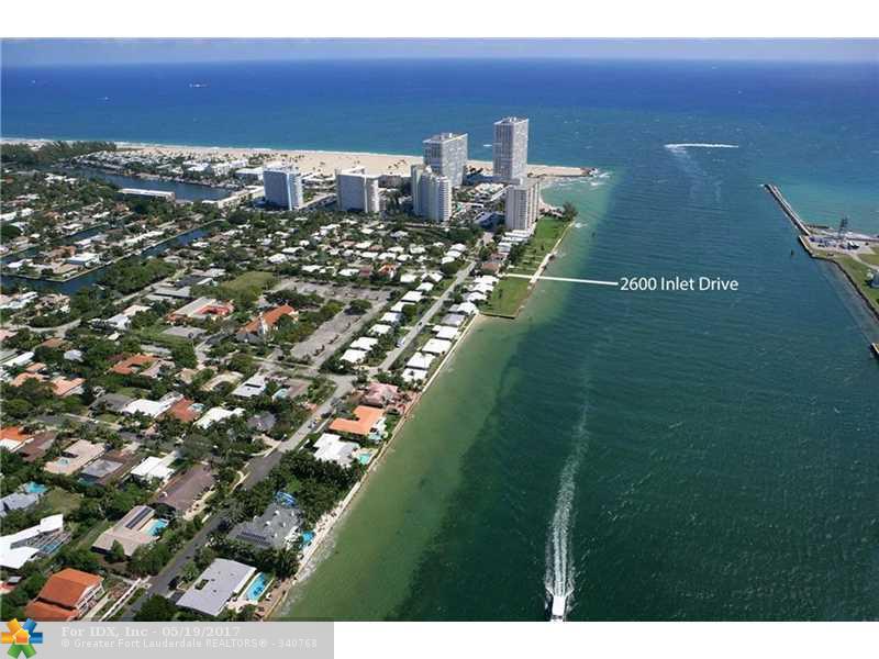 2600 Inlet Dr, Fort Lauderdale, FL 33316