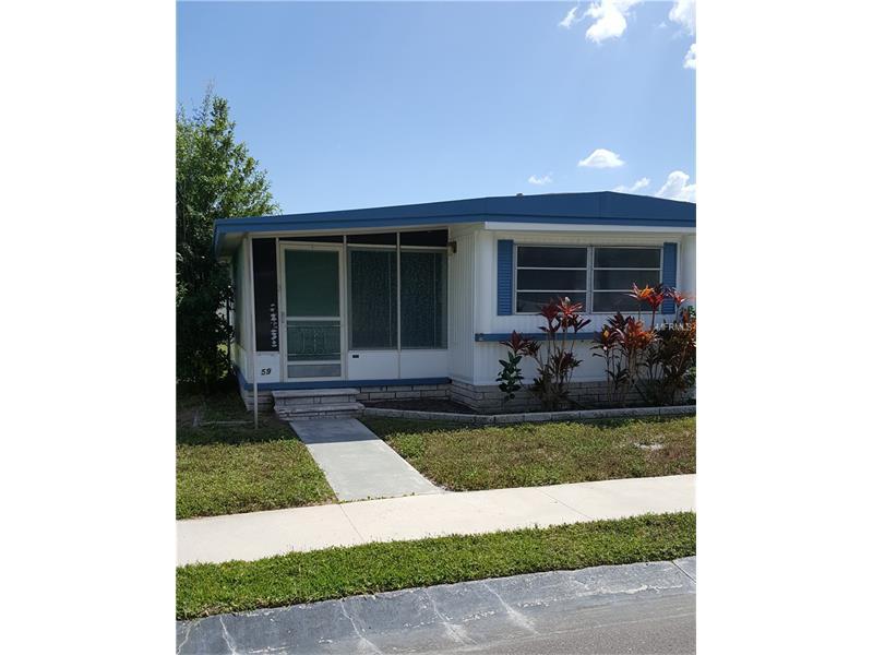 6100 62ND AVENUE N 59, PINELLAS PARK, FL 33781
