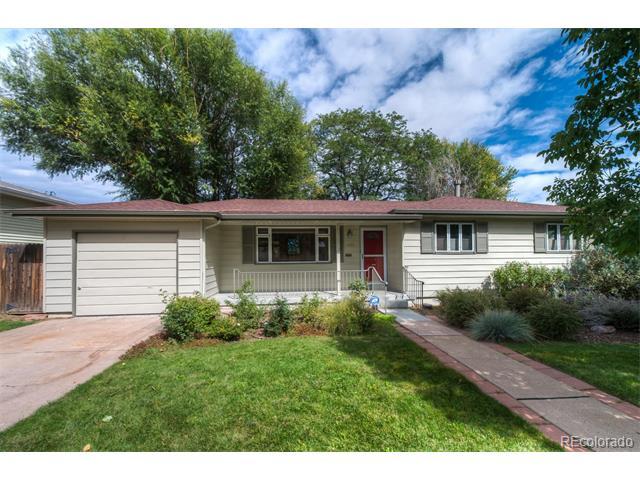 4521 E Wyoming Place, Denver, CO 80222