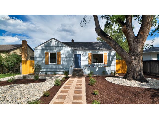 2125 N Corona Street, Colorado Springs, CO 80907
