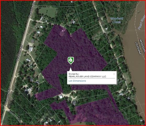 Lot 12 South SOGGY BOTTOM Road, Angie, LA 70426