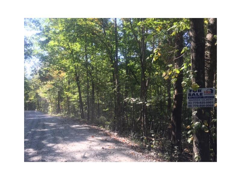 0000 Chase Mountain Road, Mccaysville, GA 30513