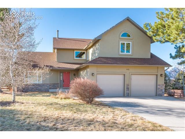 445 Rangely Drive, Colorado Springs, CO 80921