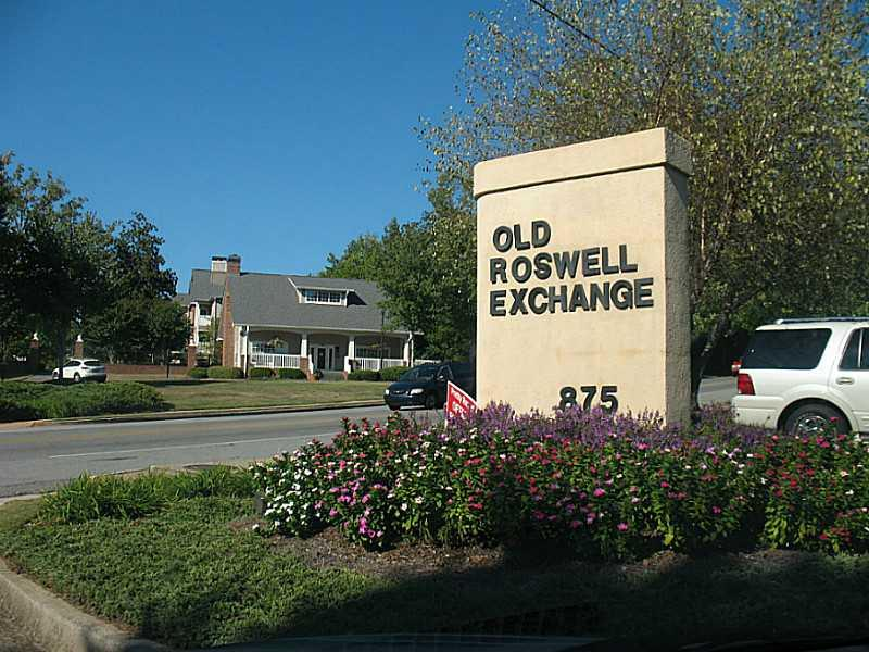 875 Old Roswell Road F600, Roswell, GA 30076