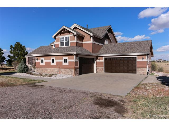 256 N Pines Trail, Parker, CO 80138