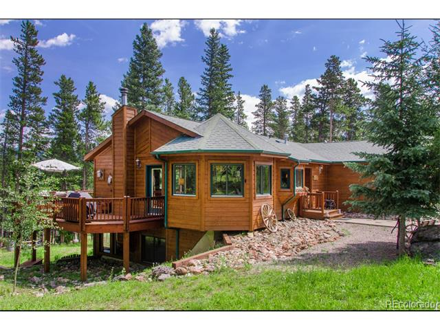 1443 Royal Ridge Drive, Bailey, CO 80421