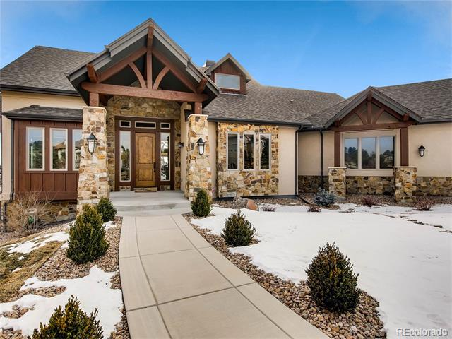 9390 Hidden Pines Court, Parker, CO 80134