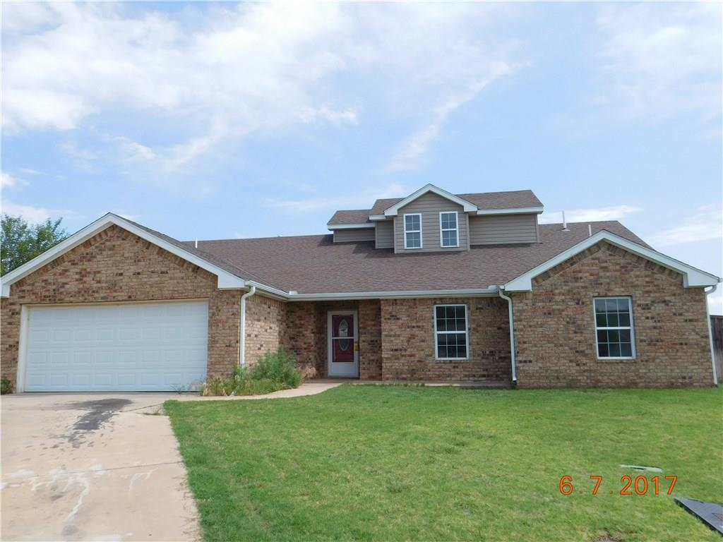 808 Hunter, Sayre, OK 73662