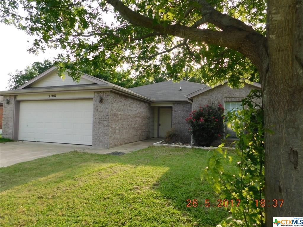 2108 Miller Street, Belton, TX 76513