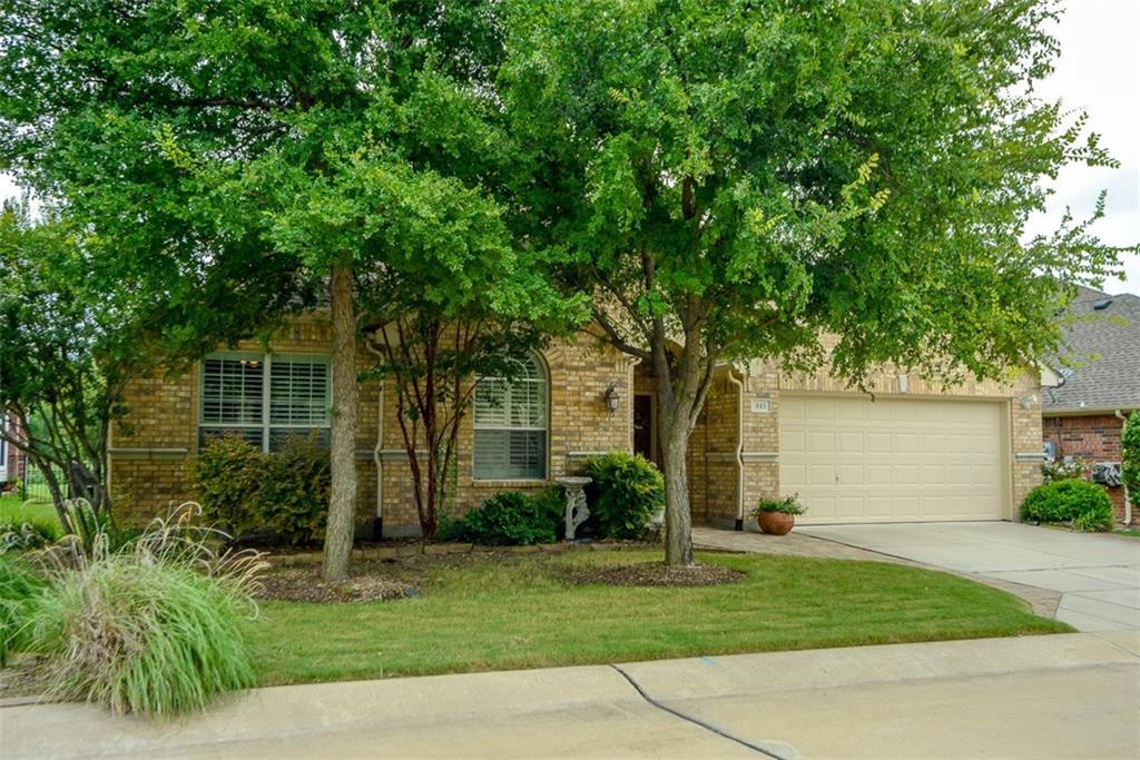 445 Long Cove Court, Fairview, TX 75069