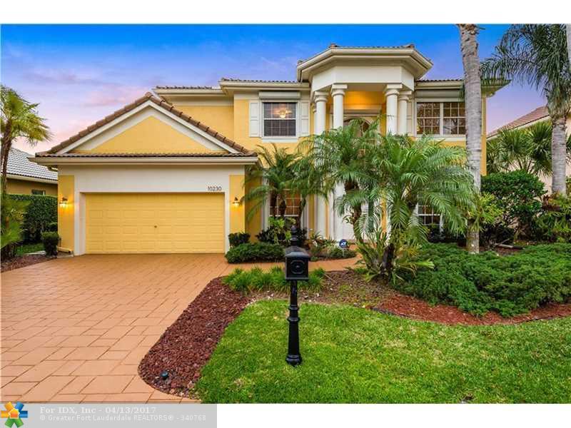 10230 NW 60th Pl, Parkland, FL 33076
