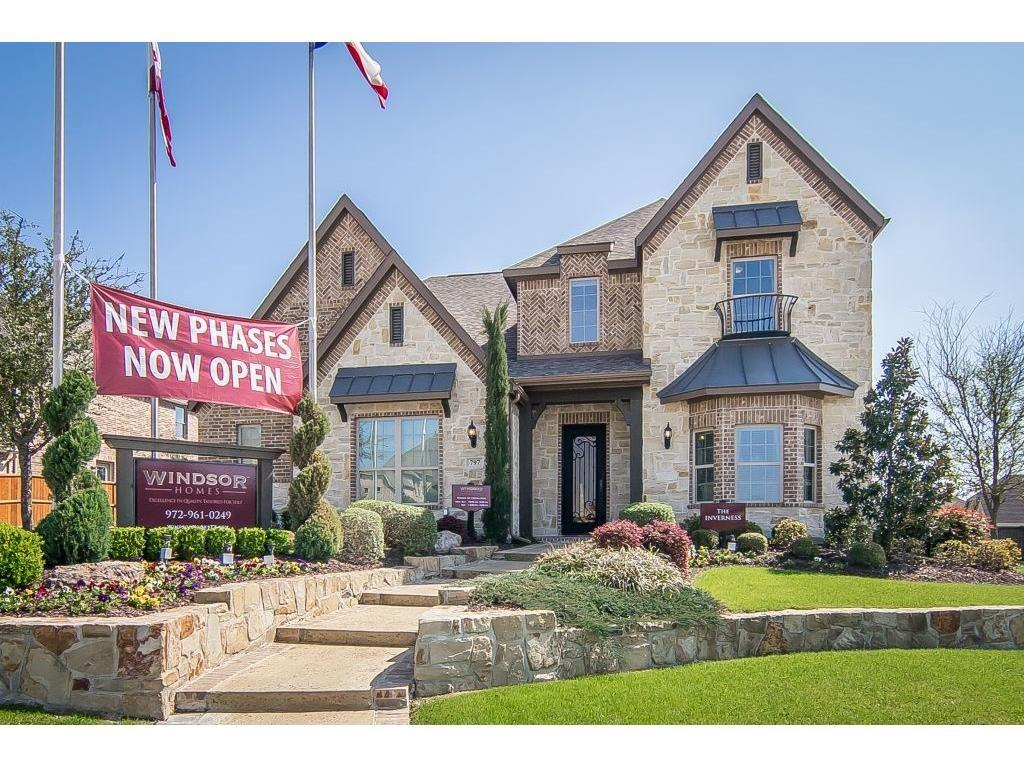 1741 Lonesome Dove Drive, Prosper, TX 75078