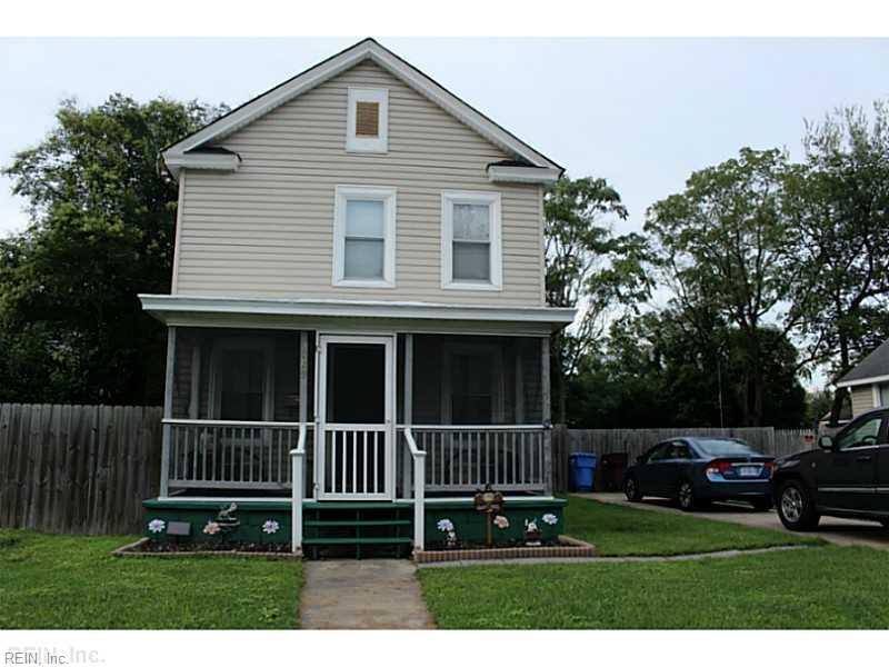1029 ROWLAND AVE, Chesapeake, VA 23324