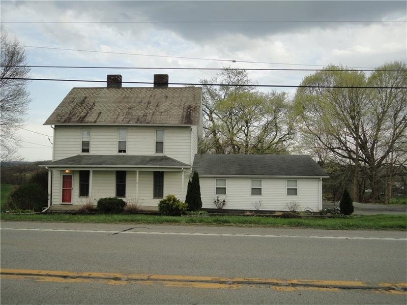 4430 Harlansburg road, Slippery Rock, PA 16057