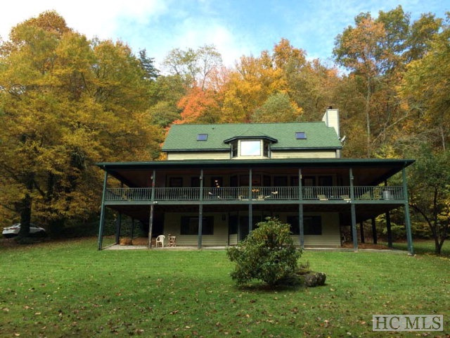 3174 Mill Creek Road, Cullowhee, NC 28723