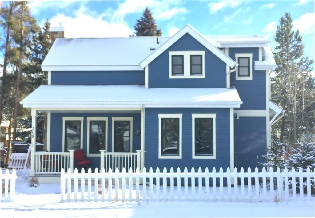 308 N French STREET EAST, BRECKENRIDGE, CO 80424