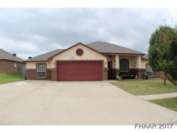3706 Tecovas Springs Court, Killeen, TX 76549