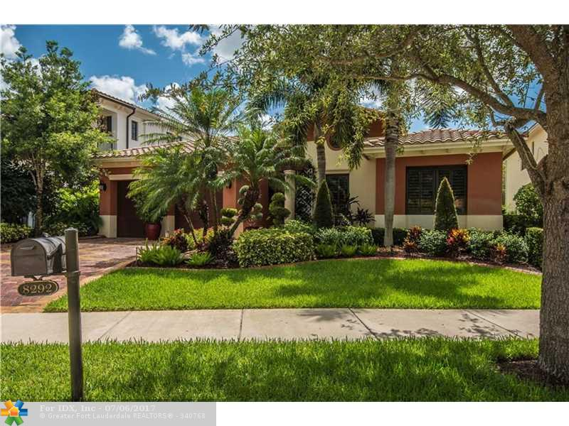 8292 Emerald Ave, Parkland, FL 33076